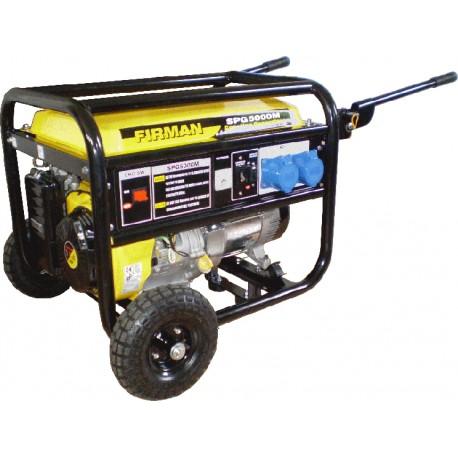 Generatore Firman SPG 6500 - 2