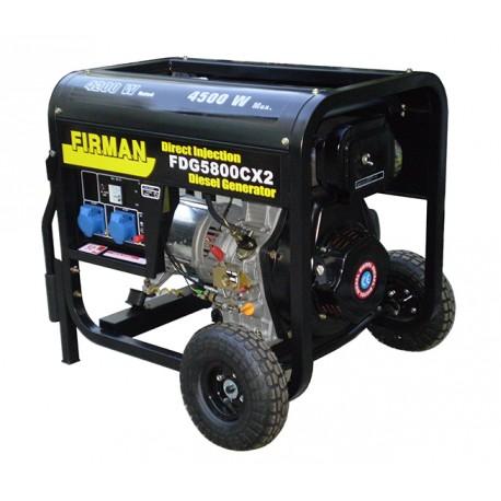 Generatore Firman FDG 5800