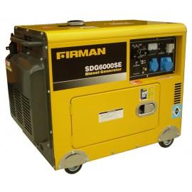 Generatore Firman SDG 6000 SE
