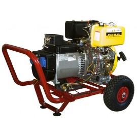 Generatore su carrello