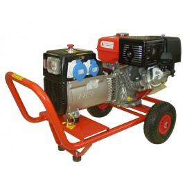 Generatori su carrello