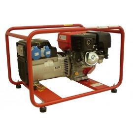 Generatori su base - carrello con AVR