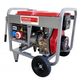 Generatore portatile trifase diesel