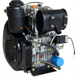 Motore SDE 292 - 2 cilindri diesel.